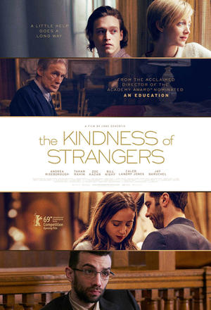 The Kindness of Strangers (2020) poster