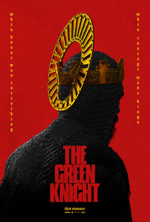 The Green Knight (2020) poster