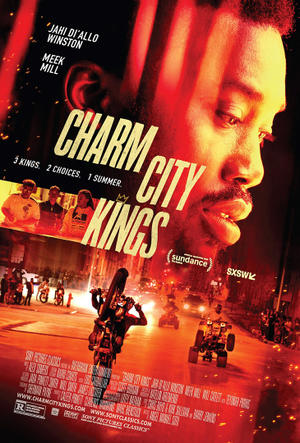 Charm City Kings (2020) poster