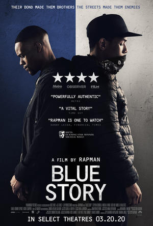 Blue Story (2020) poster