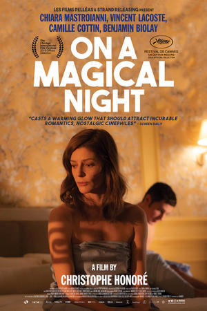 On a Magical Night (2020) poster