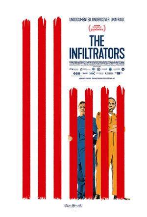 The Infiltrators (2020) poster