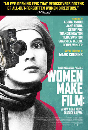 Women Make Film: A New Road Movie Through Cinema poster