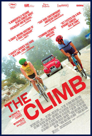 The Climb (2020) poster