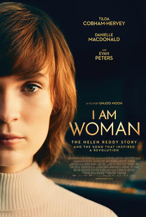 I Am Woman (2020) poster