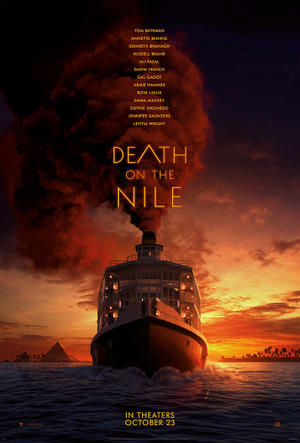 Death on the Nile (2022) poster