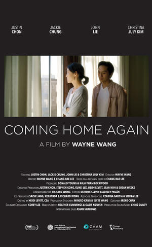 Coming Home Again (2020) poster
