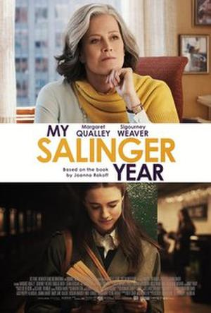 My Salinger Year (2021) poster