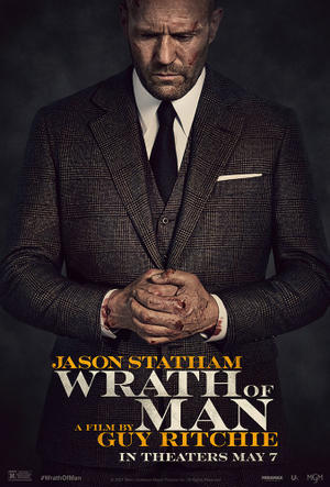 Wrath of Man (2021) poster