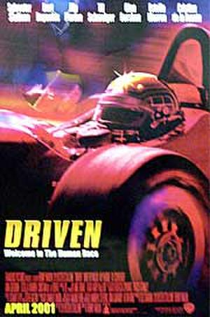 Driven (2001) poster