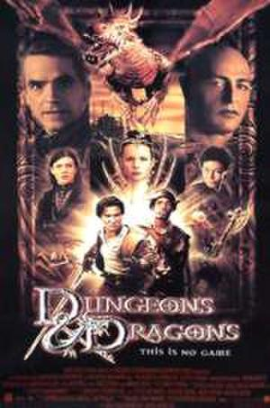 Dungeons & Dragons (2000) poster