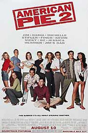 American Pie 2 poster