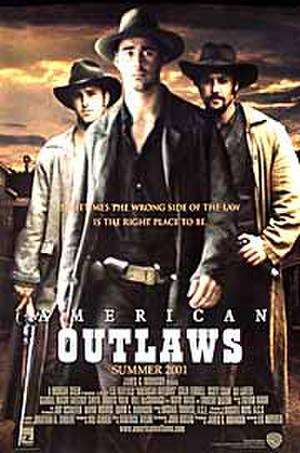 American Outlaws poster