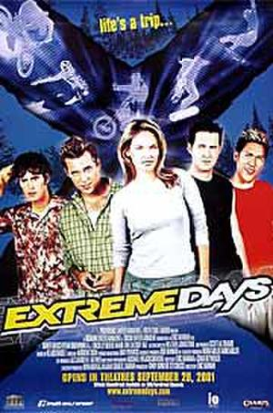 Extreme Days poster