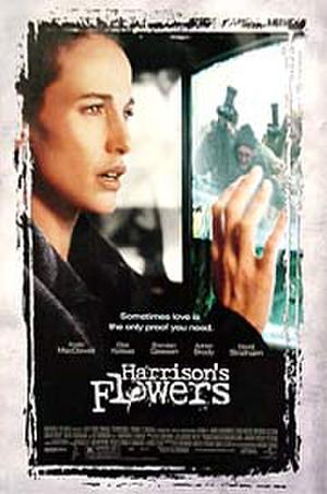 Harrison's Flowers poster