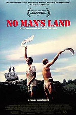 No Man's Land poster