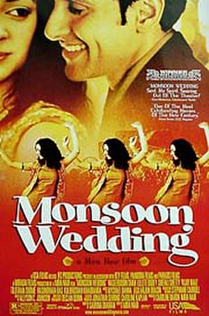 Monsoon Wedding poster