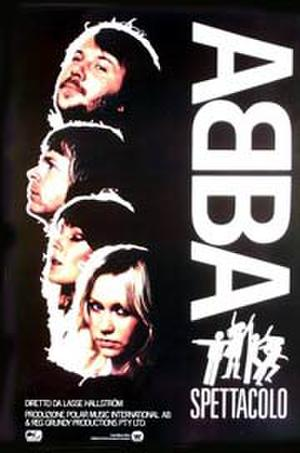 ABBA: The Movie poster