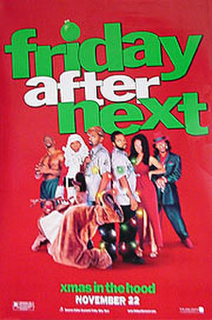 Friday After Next poster