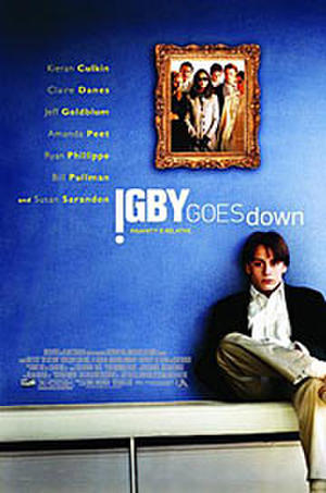 Igby Goes Down poster