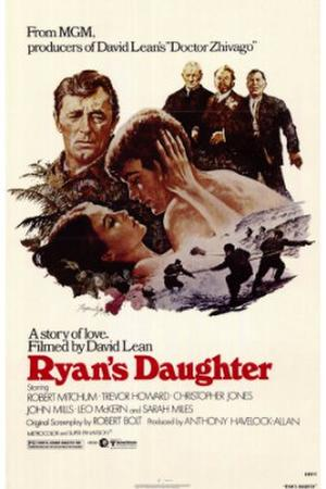 Ryan's Daughter poster