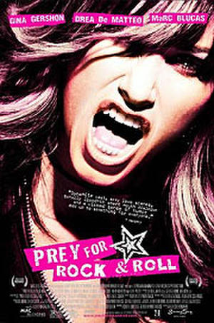 Prey for Rock and Roll poster