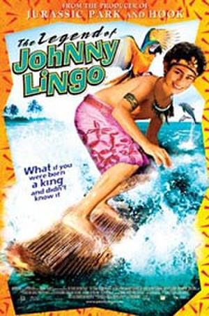 The Legend of Johnny Lingo poster