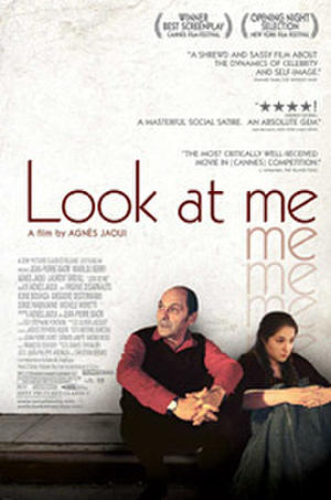 Look at Me poster