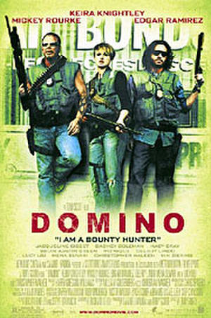 Domino (2005) poster