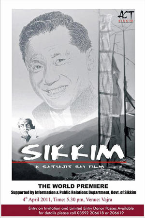 Sikkim poster