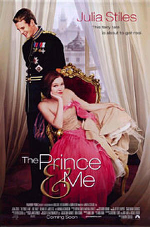 The Prince & Me poster