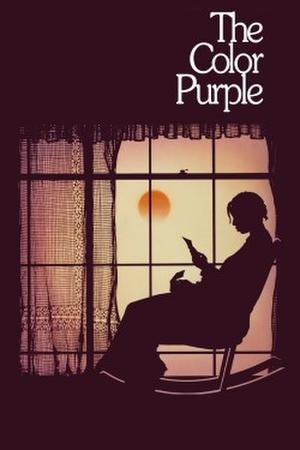 The Color Purple (1986) poster