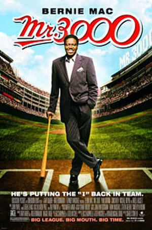 Mr. 3000 poster