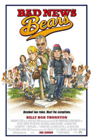 Bad News Bears poster
