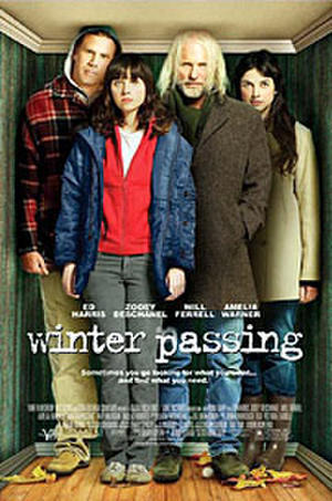 Winter Passing poster