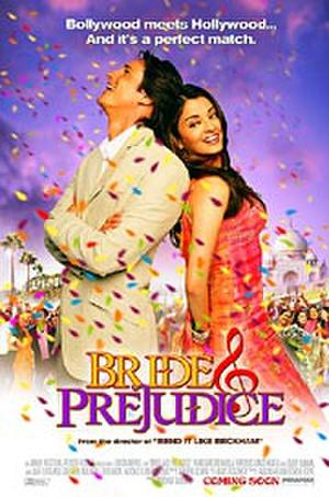 Bride and Prejudice poster