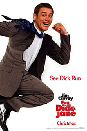 Fun with Dick and Jane (2005) poster