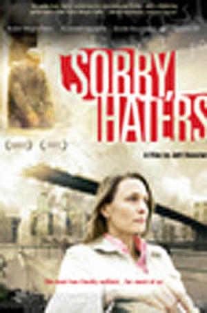 Sorry, Haters poster