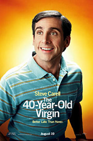 The 40-Year-Old Virgin poster