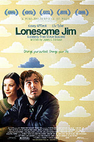 Lonesome Jim poster