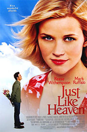 Just Like Heaven poster