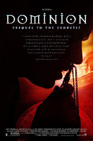Dominion: A Prequel to the Exorcist poster
