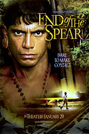 End of the Spear poster