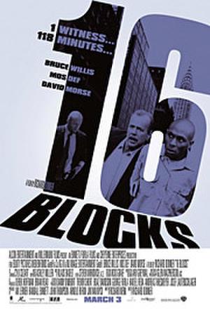 16 Blocks poster