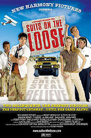 Suits on the Loose poster