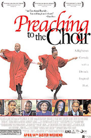 Preaching to the Choir poster