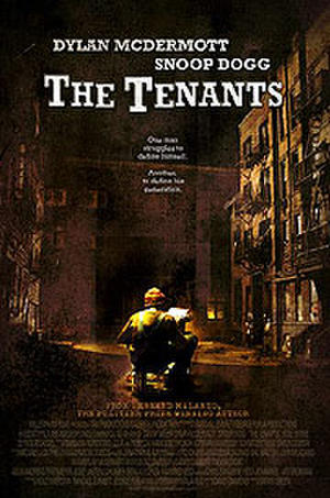 The Tenants poster