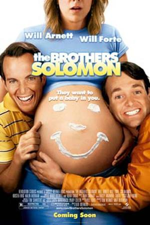 The Brothers Solomon poster