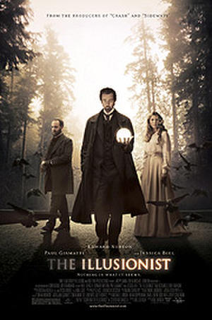 The Illusionist (2006) poster