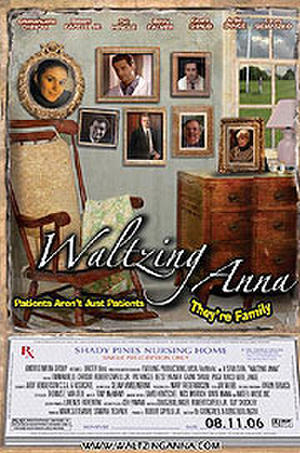 Waltzing Anna poster